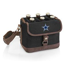 Picnic Time Officially Licensed NFL Beer Caddy - Dallas Cowboys