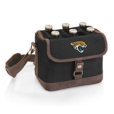 Picnic Time Officially Licensed NFL Beer Caddy - Jacksonville Jaguars