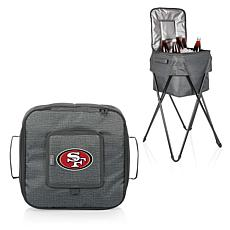 Picnic Time Officially Licensed NFL Camping Cooler - 49ers