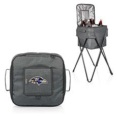 Picnic Time Officially Licensed NFL Camping Cooler - Baltimore Ravens