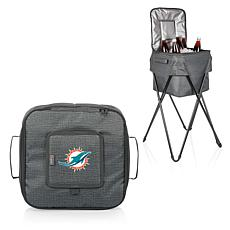 Picnic Time Officially Licensed NFL Camping Cooler -  Miami Dolphins