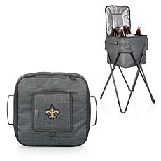 Picnic Time Officially Licensed NFL Camping Cooler - Saints