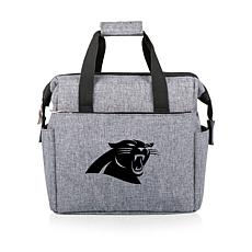 Picnic Time Officially Licensed NFL On The Go Lunch Cooler - Caroli...