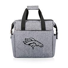 Picnic Time Officially Licensed NFL On The Go Lunch Cooler - Denver