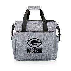 Picnic Time Officially Licensed NFL On The Go Lunch Cooler - Green ...