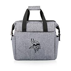 Picnic Time Officially Licensed NFL On The Go Lunch Cooler - Minnes...