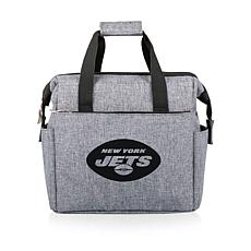 Picnic Time Officially Licensed NFL On The Go Lunch Cooler - NY Jet...