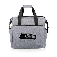 Picnic Time Officially Licensed NFL On The Go Lunch Cooler - Seattle