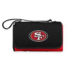 Picnic Time Officially Licensed NFL Picnic Blanket-San Francisco 49ers
