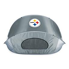 Picnic Time Officially Licensed NFL Portable Beach Tent - Pittsburgh