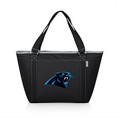 Picnic Time Officially Licensed NFL Topanga Cooler Tote - Carolina