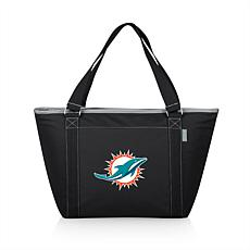 Picnic Time Officially Licensed NFL Topanga Cooler Tote - Miami