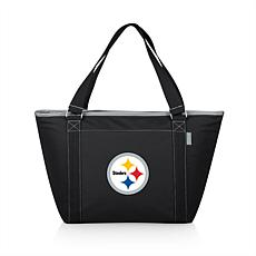 Picnic Time Officially Licensed NFL Topanga Cooler Tote - Pittsburgh