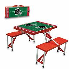 Picnic Time Picnic Table Sport - Atlanta Falcons