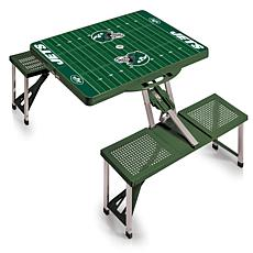 Picnic Time Picnic Table Sport - New York Jets