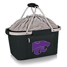 Picnic Time Portable Metro Basket - Kansas State Un.
