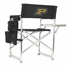 Picnic Time Sports Chair - Purdue University