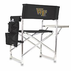 Picnic Time Sports Chair - Wake Forest University