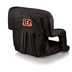 Picnic Time Ventura Folding Chair-Cincinnati Bengals