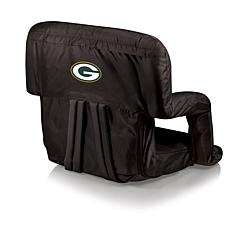Picnic Time Ventura Folding Chair-Green Bay Packers