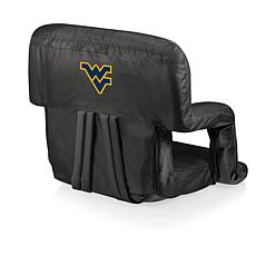 Picnic Time Ventura Seat - West Virginia University