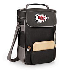 Picnic Time Wine and Cheese Tote-Kansas City Chiefs