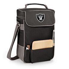 Picnic Time Wine and Cheese Tote-Oakland Raiders