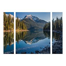 "Pierre Leclerc ""Jasper Morning"" Multi-Panel Art Set - 24"" x 32"""