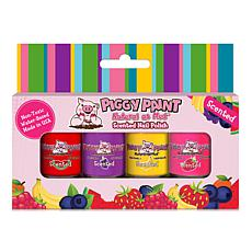Piggy Paint Scented Silly Unicorns 4-pack