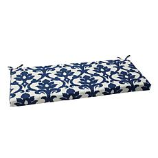 Pillow Perfect Outdoor Bosco Bench Cushion - Navy