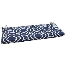 Pillow Perfect Outdoor Carmody Bench Cushion - Navy