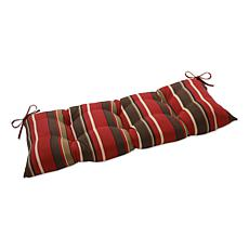 Pillow Perfect Outdoor Wrought Iron Loveseat Cushion