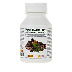 Pine Bark OPC Anti-Oxidants - 30 Capsules