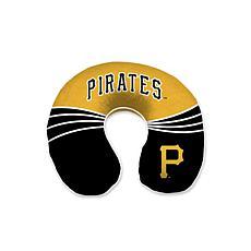 Pittsburgh Pirates Memory Foam U-Neck Travel Pillow