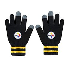 Pittsburgh Steelers NFL Team Player Touch Screen Gloves