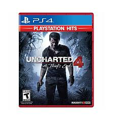 PlayStation 4 Uncharted 4: A Thief's End Greatest Hit