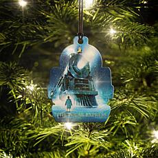 Polar Express Train-Shaped Hanging Acrylic