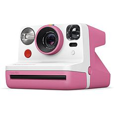 Polaroid Now Instant Camera - Pink