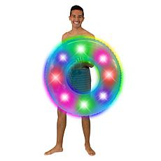 "PoolCandy Illuminated LED 36"" Beach and Pool Tube"