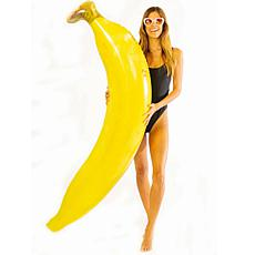 "PoolCandy Tropical Fruit Pool Noodles 72"" Banana Novelty"