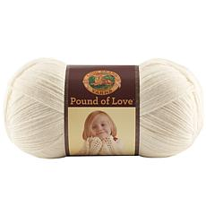 Pound of Love Baby Yarn - Antique White
