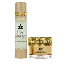 PRAI 24K Gold Holiday Collection