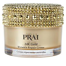 PRAI Beauty 24K Gold Wrinkle Repair Creme with Jeweled Lid