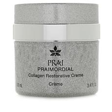 PRAI PRAIMORDIAL Collagen Restorative Creme in  Silver Jar