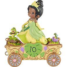 Precious Moments Disney Parade Tiana Double Digit Dreams Figurine