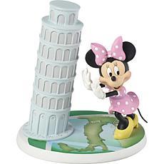 Precious Moments Disney Showcase Bellissimo Minnie Mouse Figurine