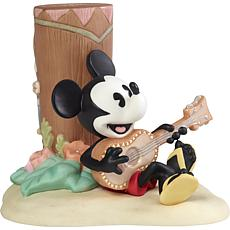 Precious Moments Disney Showcase Mickey Mouse Melody Figurine