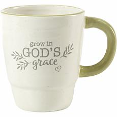 Precious Moments Grow In Gods Grace Ceramic Mug