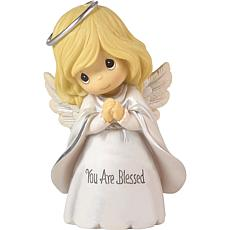 "Precious Moments ""You Are Blessed"" Angel Figurine"