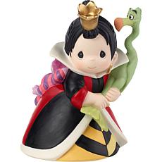 PreciousMoments Disney Alice You're Queen of My Heart PorcelainFigure